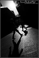 .shadows and movement :: 1. by kierrathorn