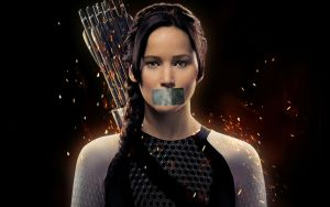 Katniss tape gagged by gaggeddude32