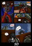 The Cats 9 Lives 6 - The Island of Dr. Morrow Pg50 by GearGades