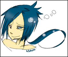 doodle by Illusions-Mukuro