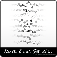 hearts_brush_set by vadimfrolov