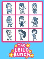 The Leilo Bunch by ZEBES