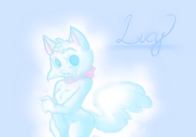 Lucy by CaptainAley