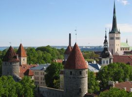 Tallinn, Estonia by DevastationStudios