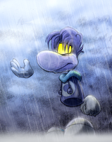 Rain by SirKittenpaws