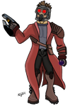 Star Lord by Neyebur