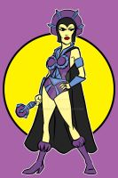 evil lyn by AlanSchell