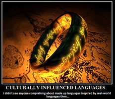 Culturally Influenced Language by LightEcoSage1
