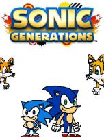 Sonic Generations by RocketSonic
