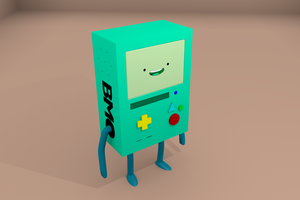 BMO by FangDude