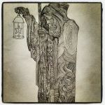 The Hermit by loolabelle2