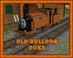 Duke RELEASED! by No1ThomasFan