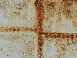 Rusty Metal II by elbrujodelatribu