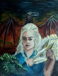 Mother of Dragons by Purple12345