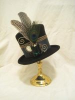 Over the Top Hats: Penelope by tanya2s