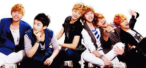 Teen Top _ Render PNG #1 by ArianaMoya