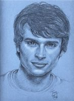Tom Welling by TerryXart