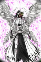 Byakuya Resurreccion Old by Arrancarfighter
