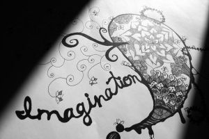 Imagination WIP by Hopeful-Rogue