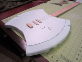 Guitar Glued Together 3 by Soynuts