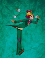 The Mad Hatter by Solyane21