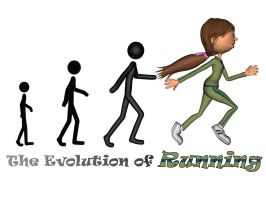 The Evolution of Running by Check75