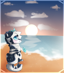 Seashore by ChaiFoxi