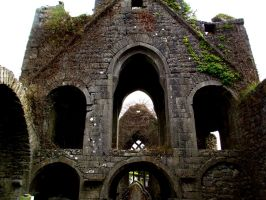 Ballindoon Abbey by D1scipl31974