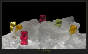 On The Rocks by caro77