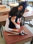 6918 in class by Vivid-Cosplay