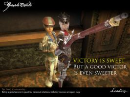 Victory is Sweet by ZeroThirteen