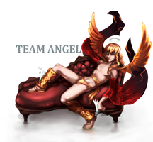Team Angel 2 by Lollo
