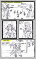 Sephiroth is Cloud by Beltanez