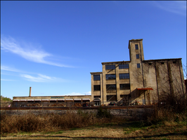 The Juliette Mill and BlueSky by AutumnLyric