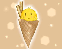 hibird-icecream by jkcoolz