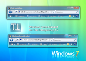 Windows Seven Standart for TT by filipefmle