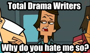 NOAH AND TOTAL DRAMA SEASON 5 ((READ DESCRIPTION)) by Ehoke
