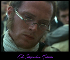 Dr. Stephen Maturin by PaulBettanyFan