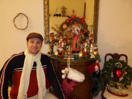 Merry Christ-mas from Royce Barber by Royce-Barber