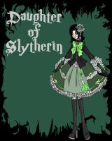 Daughter of Slytherin by paine86