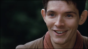 Merlin 3x13 Merlin Is Happy by TwilightxGirl