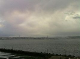 The Clouds and Me - The River Tejo 2008-06 by Kay-March