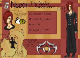 OE-Naxir -revamped- by lucy12143