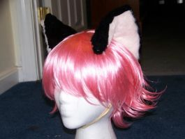 Ichigo Wig and Ears DONE by parrots4life