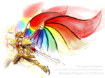 Rainbow Dragoon by Nika-The-Kitsune
