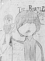 The Beatles Time With John And Paul-Elanor Rigby by GmannyTheAnimator