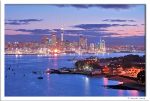 Auckland City by JTPhotos
