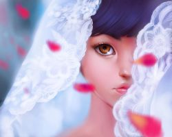 Nobara (Wild Rose) by WeijiC
