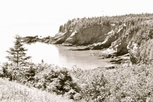 Vintage New Brunswick Scape by tasha-killer-coma