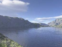 Mountains 2 by Shamsul007